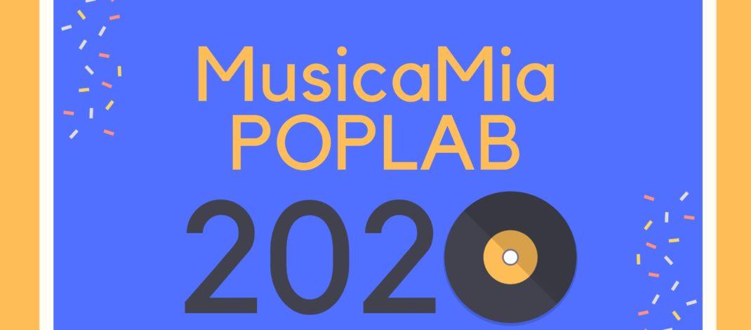 PopLab 2020, Musicamia presenta la sua compilation per Sanremo